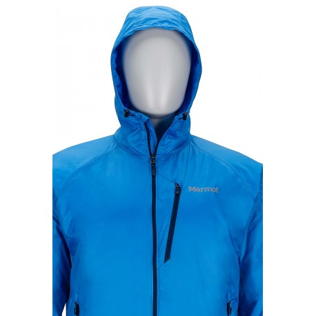 Jaka Ether DriClime Hoody French blue