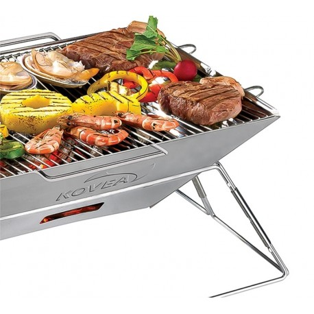 Magic Stainless BBQ