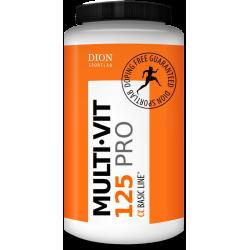 Vitamīni MULTI-VIT PRO 125, 90 tabletes