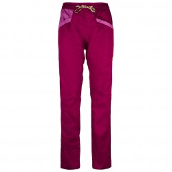 Temple Pant W Plum Purple