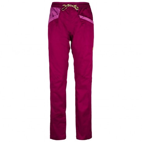 Bikses Temple Pant W Plum Purple