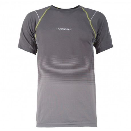 Skin T-Shirt M Carbon Grey