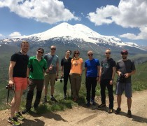 DIENASGRĀMATA. Elbruss 2018