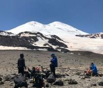 DIENASGRĀMATA. Elbruss 2019