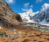 Nepāla - Kančendžangas trekings